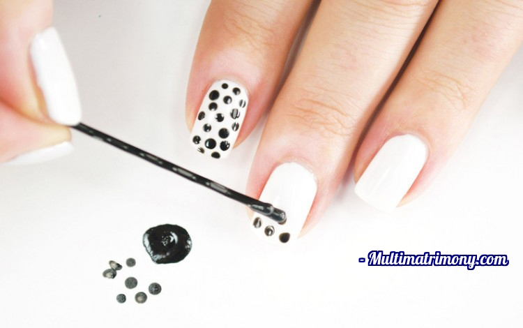Easy diy dots.