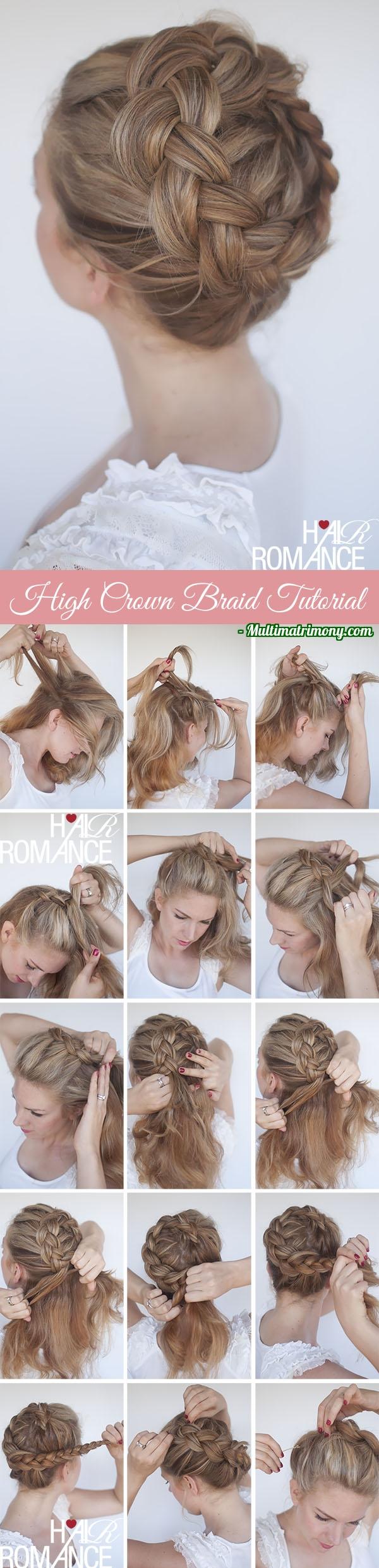 Hair-Romance-braided-crown-hairstyle-tutorial