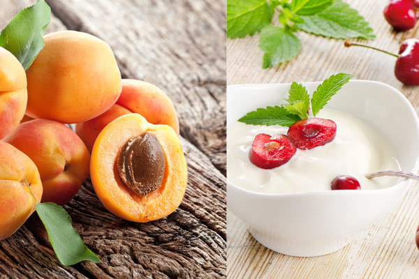 apricots-and-yogurt