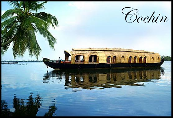 cochin - Honey Moon Location