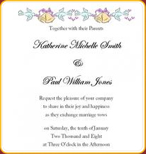 Wedding invitation sms wordings marriage invitation sms wedding marriage invitation sms stopboris Choice Image