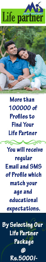 Matrimony Package - Life Partner