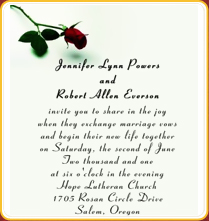 Wedding invitation by sms samples wedding wedding invitation sms wordings marriage stopboris Image collections