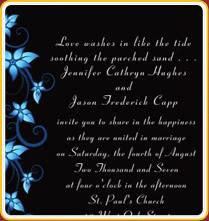 Wedding Invitation Sms